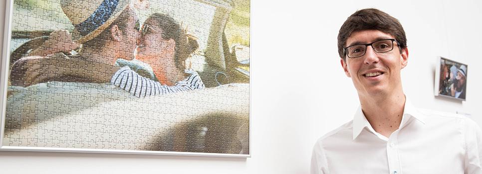 Im Interview: fotopuzzle.de Geschäftsführer Franz Trescher