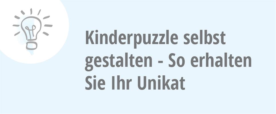 kinderpuzzle-gestalten