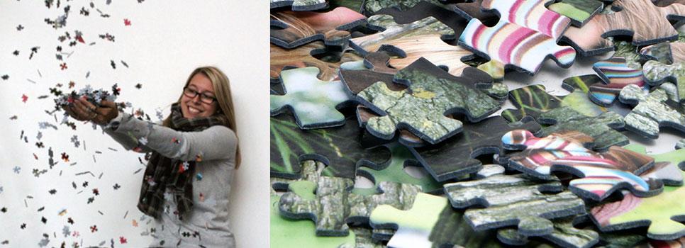 """Dem Puzzle auf der Spur: Annas """"Puzzlepedia"""""""