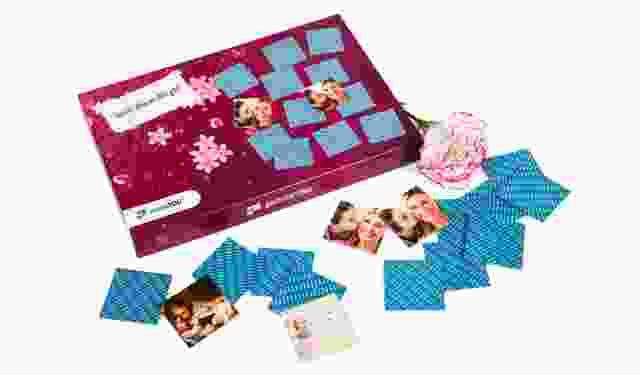 Memo Spiel als Geschenk zum Muttertag