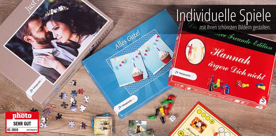 Gestalten Sie Ihr individuelles Spiel
