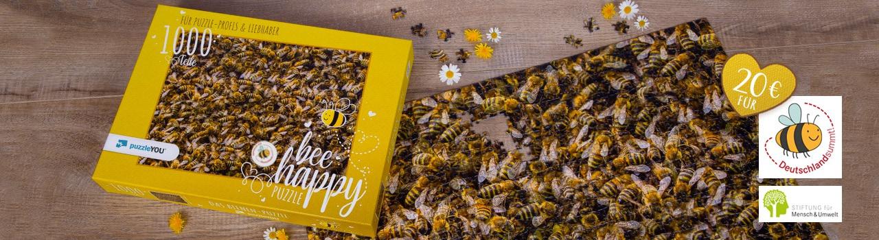 Bee-Happy-Puzzle - Deutschlandsummt