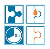 Puzzle-Kleber Gebrauchsanweisung