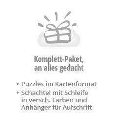 Komplett-Paket Message-Puzzles