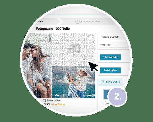 Puzzle Teilezahl