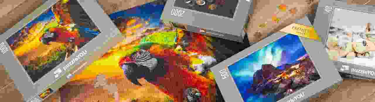 Puzzle-Kollektionen von puzzleYOU