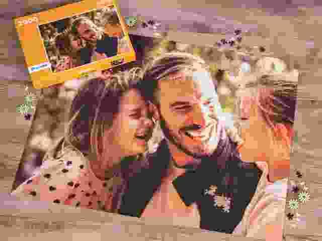 Fotopuzzle Geheimtipp