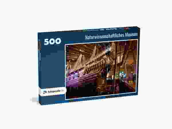 Museum Shop 500 Teile Puzzle