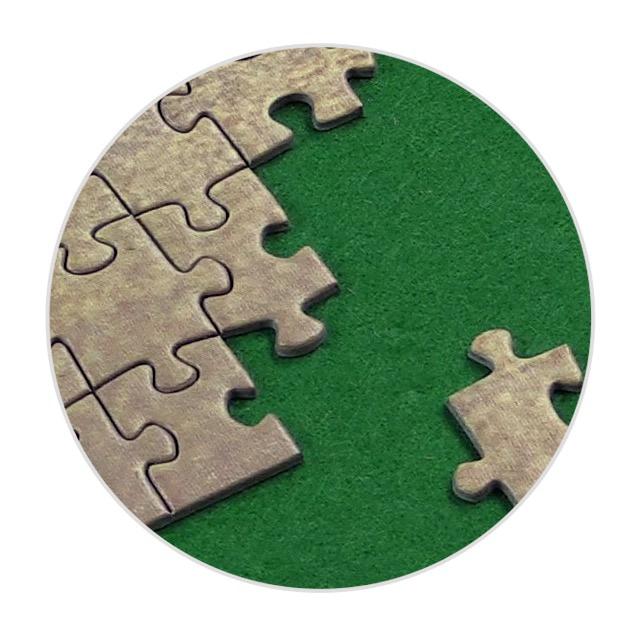 Puzzle-Matte für Ihr Lieblingspuzzle