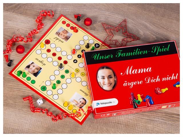 Spiel zu Weihnachten: Mensch-ärgere-Dich-nicht