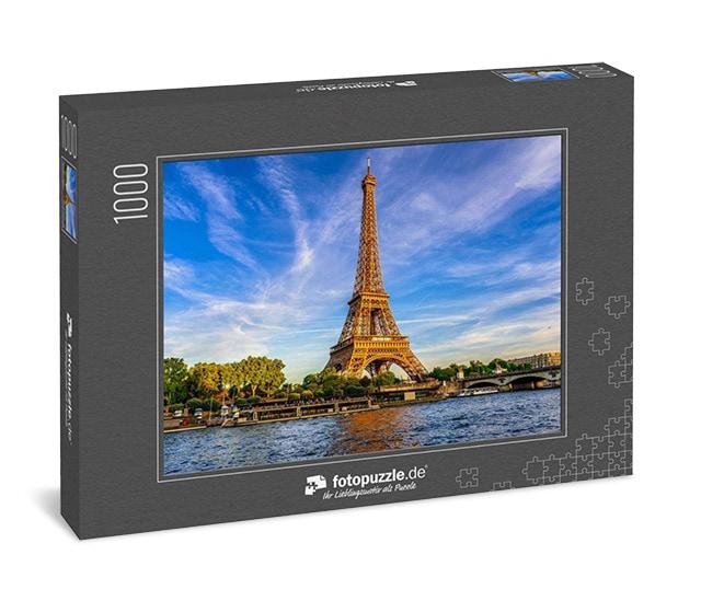 Puzzle Eiffelturm Paris