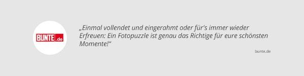 Die Bunte über fotopuzzle.de