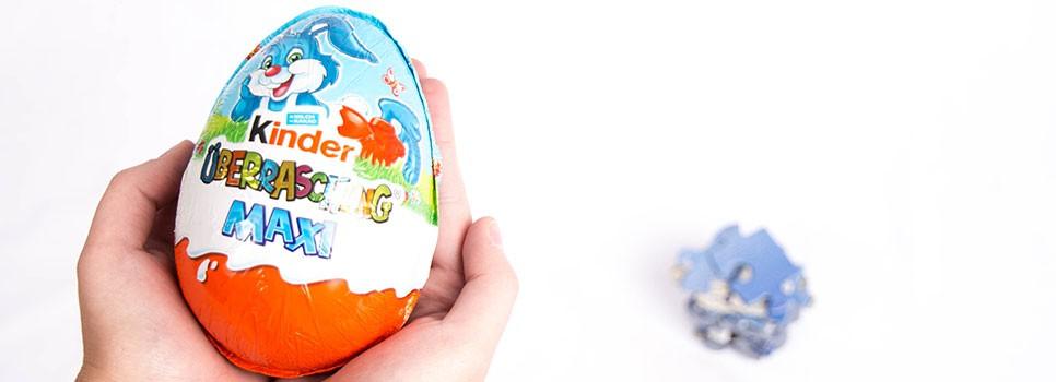 Puzzle im Ei – der neueste Schrei! Do-it-yourself Anleitung für die ganz besondere Überraschung