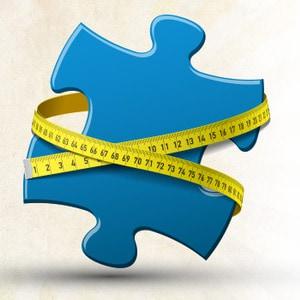 Nachgemessen: Wie groß sind eigentlich unsere Puzzleteile?