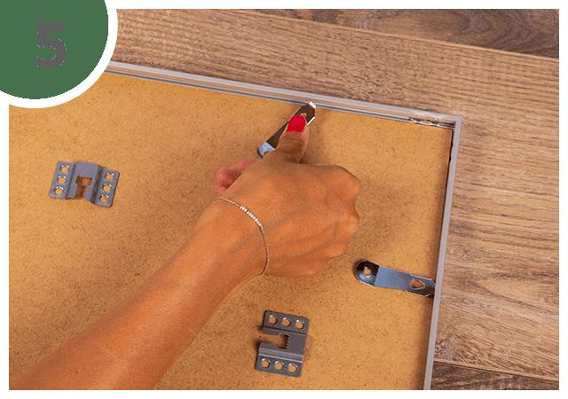 Anleitung Puzzle-Rahmen 48 bis 2000 Teile Schritt 5
