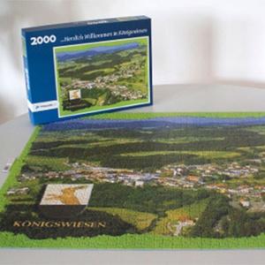 Fotopuzzle 2000 Teile: Erster Erfahrungsbericht von Johann Wazurka