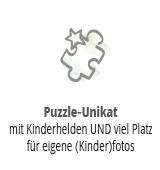 Puzzle Unikat mit eigenen Fotos
