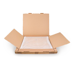 Puzzle-Rahmen Verpackung
