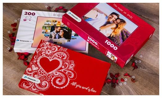 Valentinstag Geschenk Box
