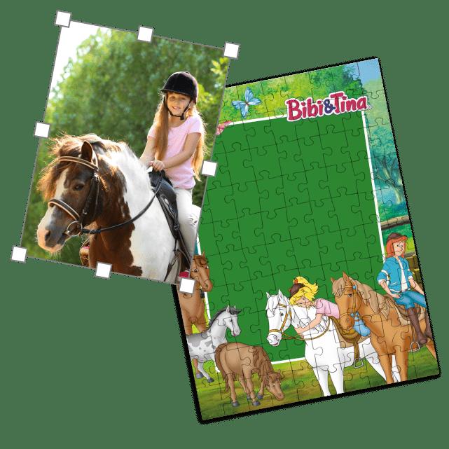 """Inspirationsgrafik """"Pferd"""""""