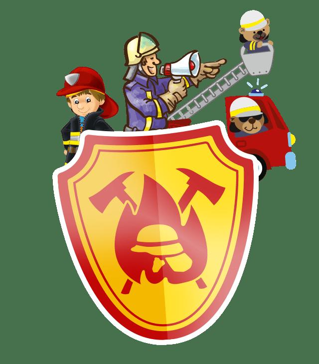 Feuerwehr Kinderpuzzle mit eigenen Fotos - personalisiertes Feuerwehr Puzzle