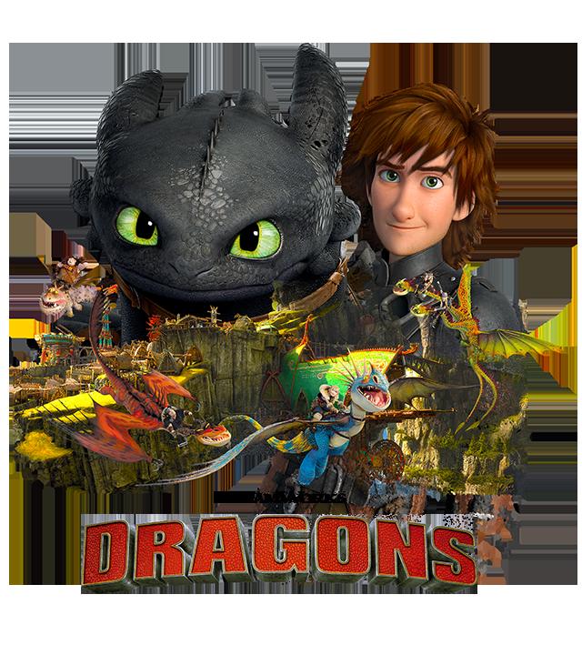 Die Welt der Dragons