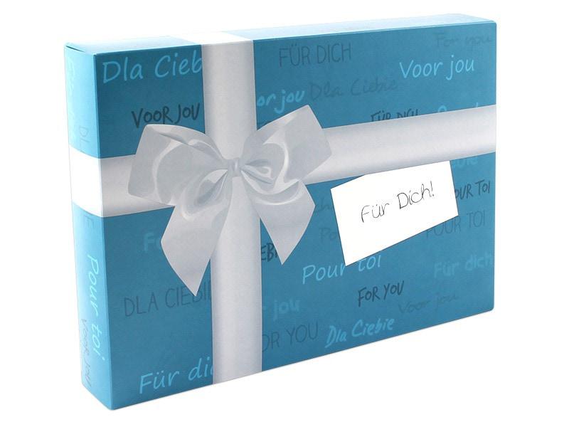 Geschenkverpackung für Puzzle