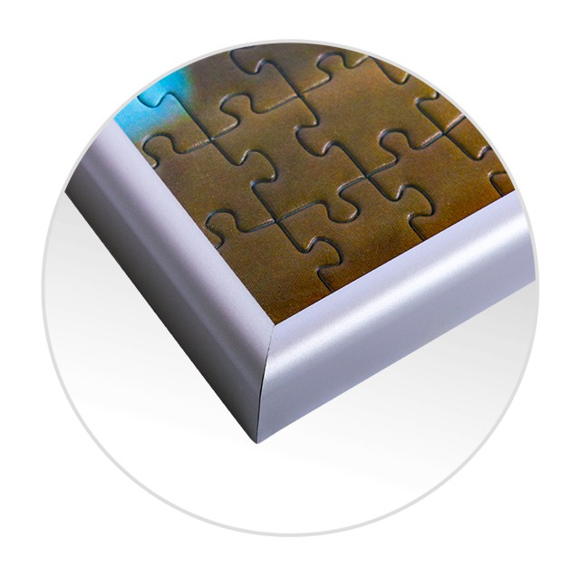 Anleitung Puzzle-Rahmen 48 bis 2000 Teile Detailansicht