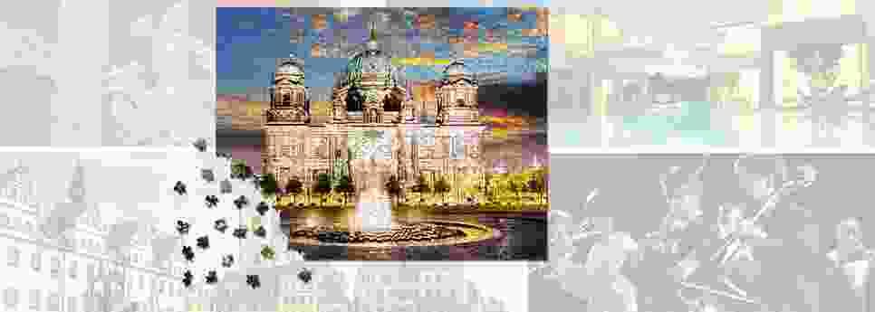 Puzzles für Regionalmarketing, Kultur & Tourismus
