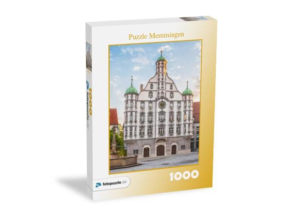 Stadt Memmingen 1000 Teile Puzzle