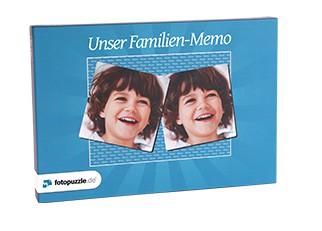 Memo-Spiel mit 72 Karten