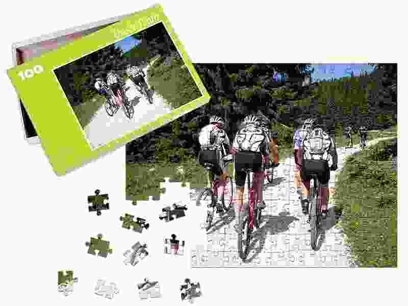 Puzzle Mitarbeiterausflug
