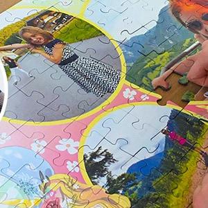 Kinderpuzzles: Kommt mit uns ins Abenteuerland