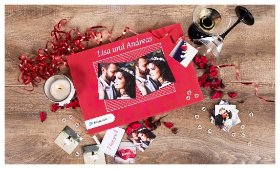 Memo: Last-Minute-Geschenke Valentinstag