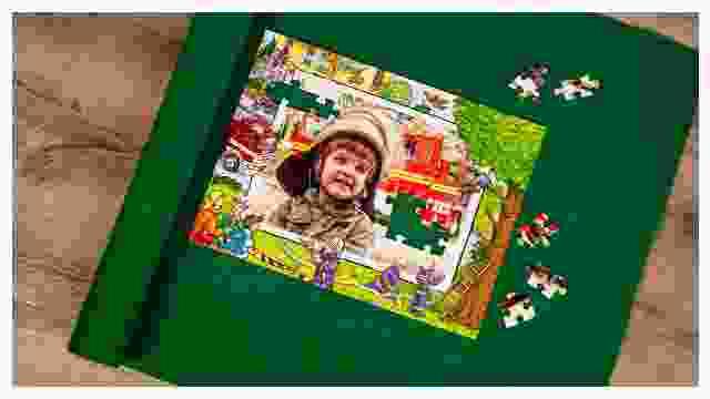 Puzzle-Matte für Feuerwehr-Puzzles