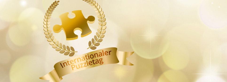 Gewinnspiel zum Ehrentag: Internationaler Puzzletag wird 21