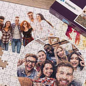 Unser Produkt-Designer - 1001 Gestaltungsideen fürs Fotopuzzle