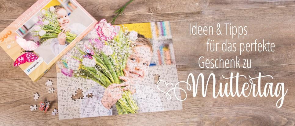 Muttertag - Geschenkideen und Tipps für das perfekte Dankeschön