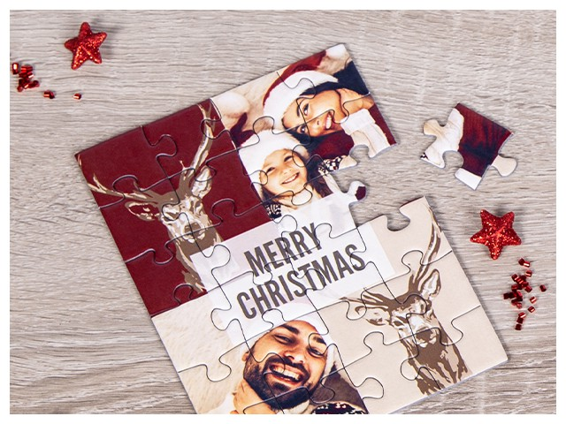 persönliche Weihnachtskarten