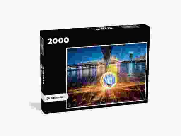 Fotokunst 2000 Teile Puzzle