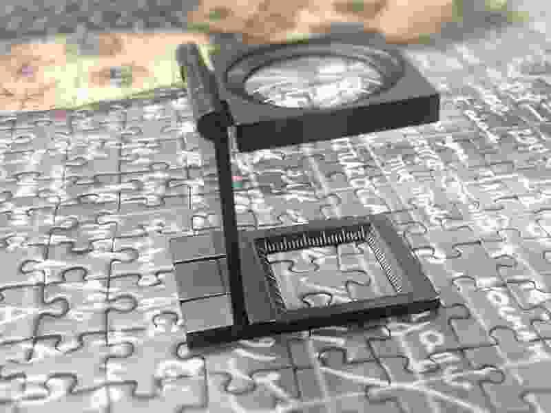 Fotopuzzle im Digitaldruckverfahren