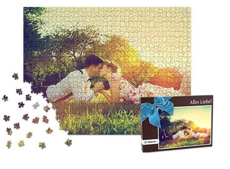 Fotos als Geschenk - Geheimtipp Fotopuzzle