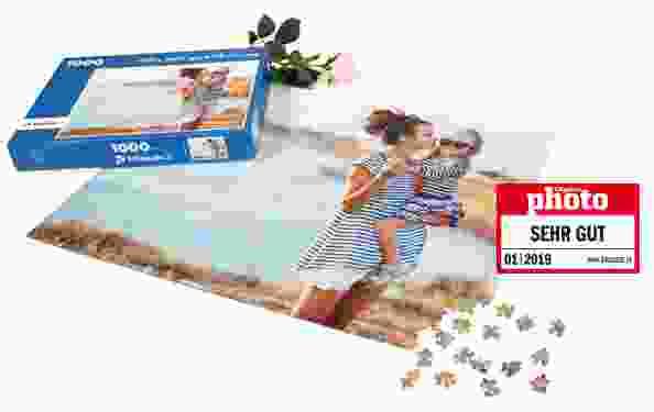 Fotopuzzle als Geschenk