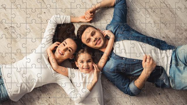 Vorteile am Puzzeln: Puzzeln macht glücklich