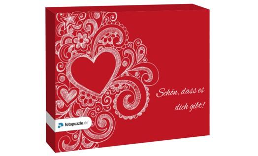 Valentinstag Puzzle