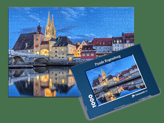 Puzzles von Sehenswürdigkeiten & Städten
