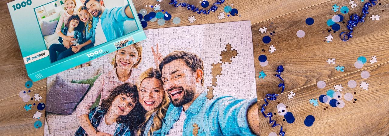 puzzleYOU® 1000 Teile