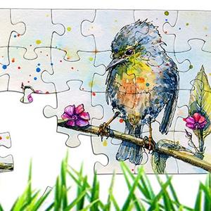"""Tolle Preise beim Kreativ-Wettbewerb """"Puzzles statt Eier bemalen"""""""