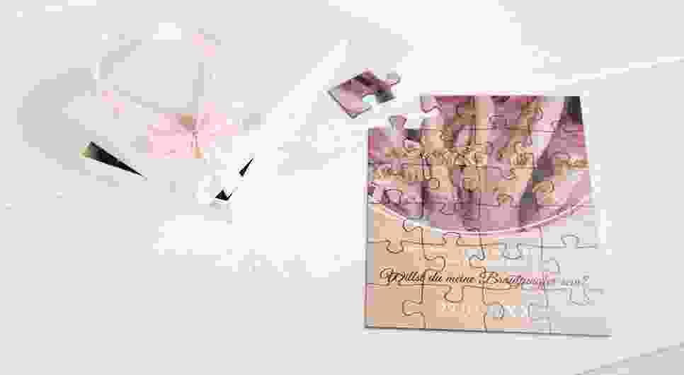 Gratis Muster-Set für Brautjungfer-Anträge
