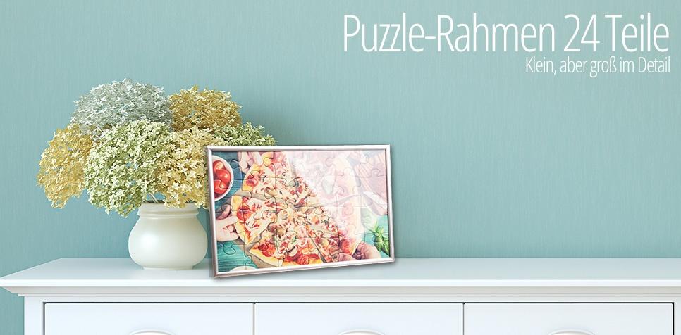 Puzzle-Rahmen 24 Teile
